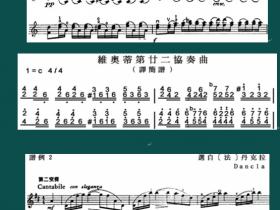 五线谱教程笔记——第一章 乐谱的知识