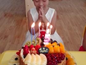 五周岁生日