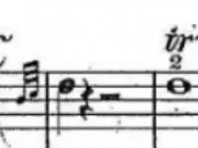 车尔尼599钢琴初步教程第74课