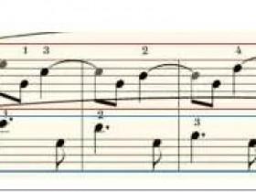 车尔尼599钢琴初步教程第80课