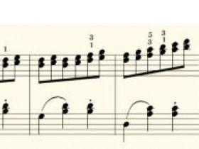 车尔尼599钢琴初步教程第91课