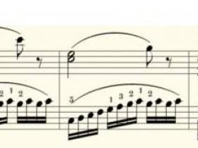 车尔尼599钢琴初步教程第92课
