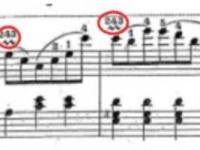 车尔尼599钢琴初步教程第95课