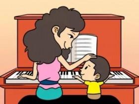 钢琴学习的基本功