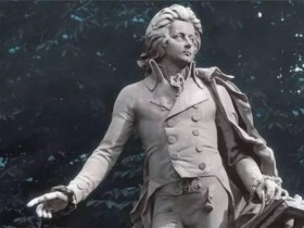 莫扎特Wolfgang Amadeus Mozart生平 简介(古典主义时期)