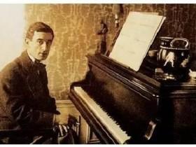钢琴名曲100首---拉威尔 小丑的晨歌(077  )