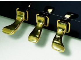 """""""踏板是钢琴的灵魂""""钢琴三个踏板是干啥的?"""