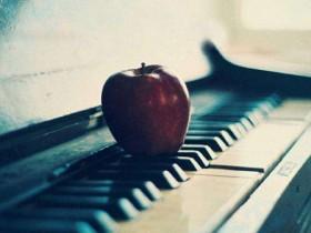 有一段时间没有写钢琴笔记了