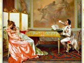 贝多芬致爱丽丝:爱的憧憬